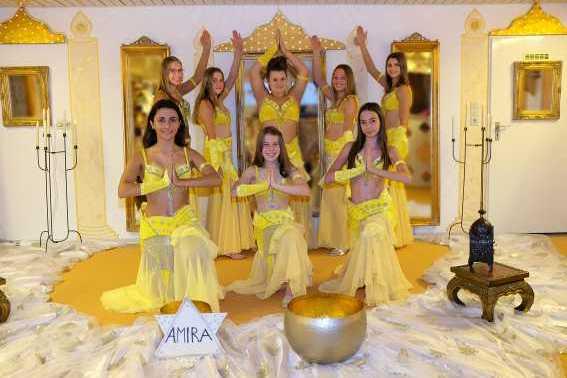 Bauchtanzgruppe Amira